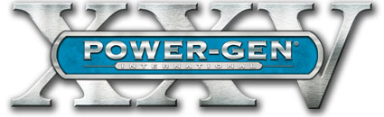 POWER-GEN Logo